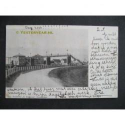 Nieuwersluis 1901 - Station