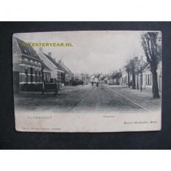 Ulvenhout 1913 - Dorpstraat
