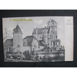 Mook 1925 - Mookerheide Kasteel