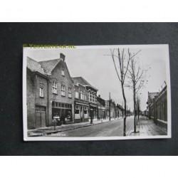 Ossendrecht 1950 - Dorpstraat