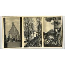 Gennep ca. 1940 - Souvenir - mapje met 6 kaarten