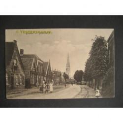 Baardwijk 1917 - groeten uit - dorpsstraat