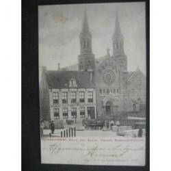 Roosendaal 1902 - Kerk paters Redemptoristen