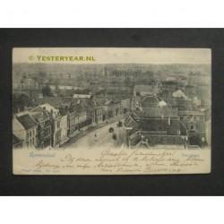 Roosendaal 1904 - Panorama vanaf kerk