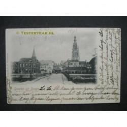 Breda 1898 - groeten uit - voorloper