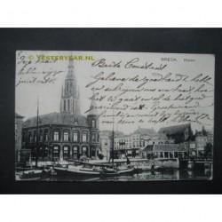 Breda 1910 - Havenkerk