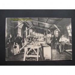 Uden ca. 1915 - Vluchtoord smederij