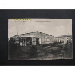 Uden ca. 1915 - Vluchtoord eindgevel kleding magazijn