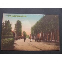 Cromvoirt ca. 1915 - Dorpstraat