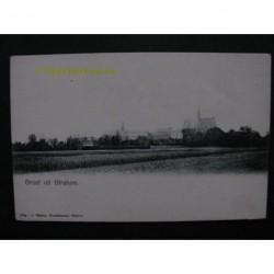 Stratum Eindhoven ca. 1900 - groet uit - panorama