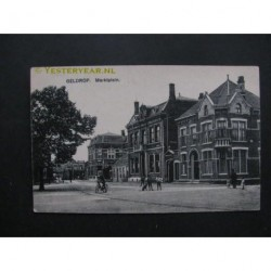 Geldrop 1925 - Marktplein