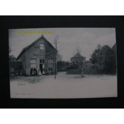 Gestel Eindhoven 1900 - Koffiehuis Societeit Harmonie