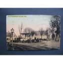 Erp 1908 - groeten uit - - Dorpsplein
