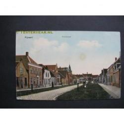 Fijnaart 1910 - Voorstraat
