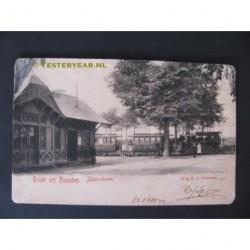 Heusden 1902 - Stoomtram