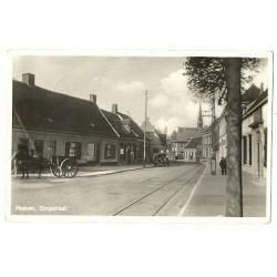 Hoeven 1943 - Dorpstraat