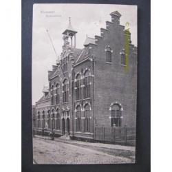 Klundert 1916 - Postkantoor