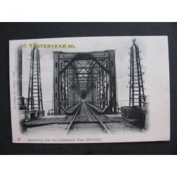 Moerdijk 1900 - Spoorbrug
