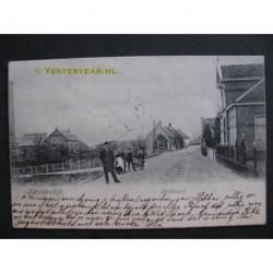 Nieuwendijk 1903 - Kerkbuurt