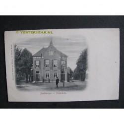 Oisterwijk 1900 - Postkantoor