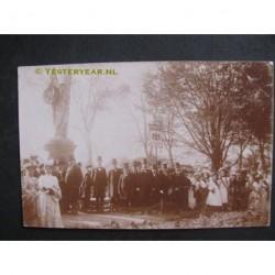 Alkmaar ca. 1915 - Victoriepark - fotokaart