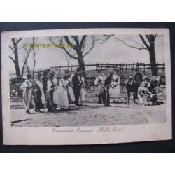 Friesland ca. 1915 - dramatisch zangspel Malle Geert