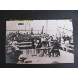 Sneek 1911 - Hardzeildag - fotokaart