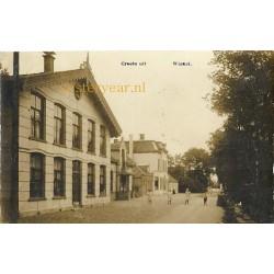 Winkel 1913 - groete uit - fotokaart