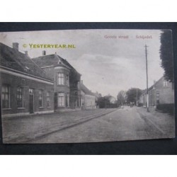Schijndel 1915 - Groote Straat