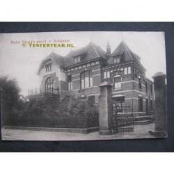 Schijndel 1922 - Huize Nieuwe Gaard