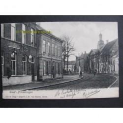 princenhage 1906 - Dreef met postkantoor
