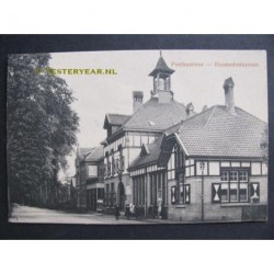 Raamsdonksveer 1914 - postkantoor