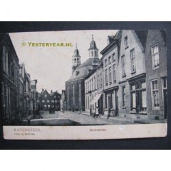 Ravenstein 1906 - Marktstraat