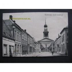 Steenbergen 1929 - Groote Kerkstraat