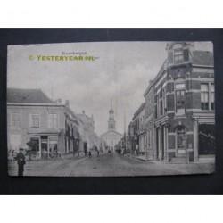 Steenbergen 1915 - Groote Kerkstraat