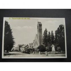 Vorstenbosch 1955 - dorpsgezicht
