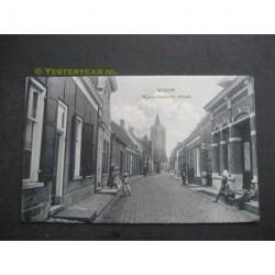 Wouw 1910 - Roosendaalsche Straat