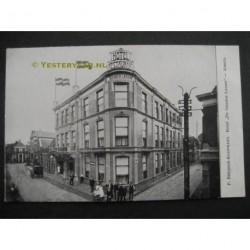 Almelo ca. 1905 - Hotel de Gouden Leeuw