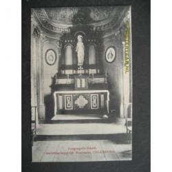 Culemborg 1910 - Seminarie - altaar Kapel