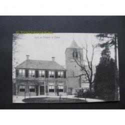 Zetten 1915 - Kerk en Pastorie