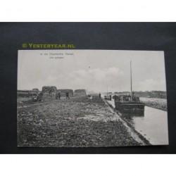 Drentsche Veenen 1911 - Het turfladen