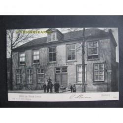 Domburg 1905 - Hotel de Roode Leeuw