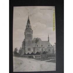 Huijbergen ca. 1915 - Dorpskerk