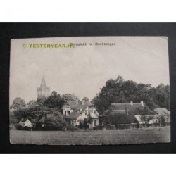 Beekbergen ca. 1915 - Dorpszicht