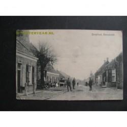 Woensdrecht 1919 - Dorpstraat