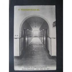 Doorwerth ca. 1915 - Modelboerderij Corridor