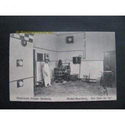 Doorwerth ca. 1915 - Modelboerderij electrische kneder bakkerij