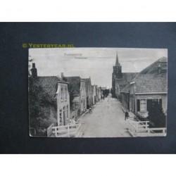 Numansdorp 1915 - Torenstraat