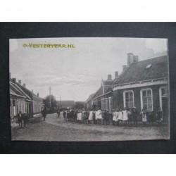 Poortvliet ca. 1915 - Molenstraat