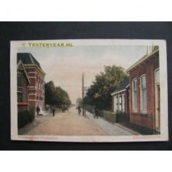 Krabbendijke 1915 - Post- en Telegraafkantoor - Noordweg